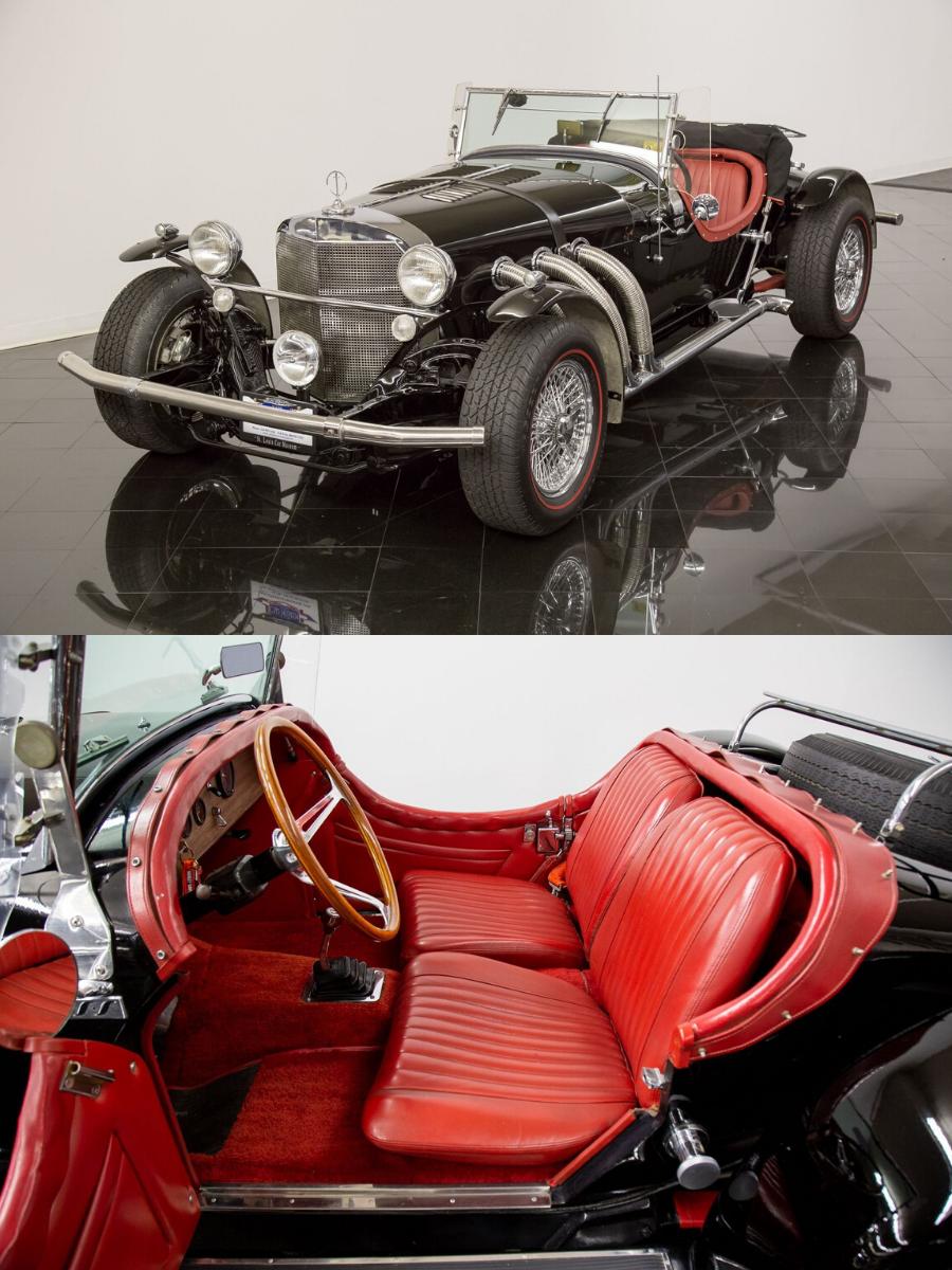 1967 Excalibur SSK Roadster sold