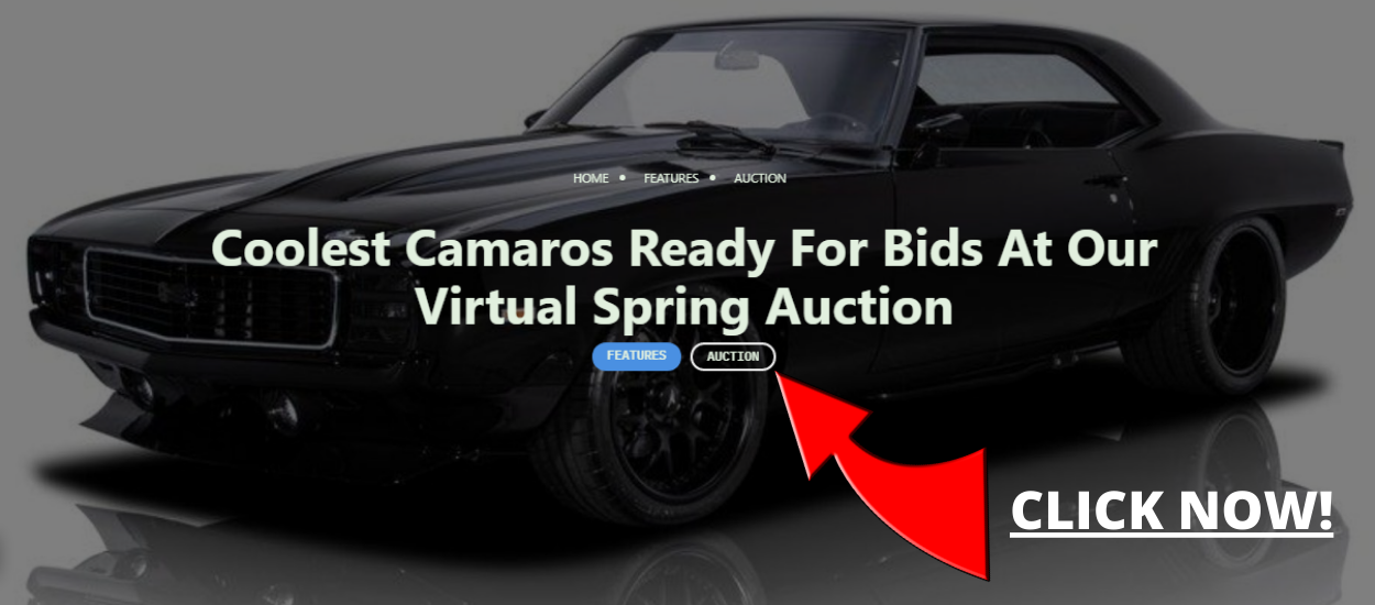 Motorious Spring Classic & Collector Car Online Auction