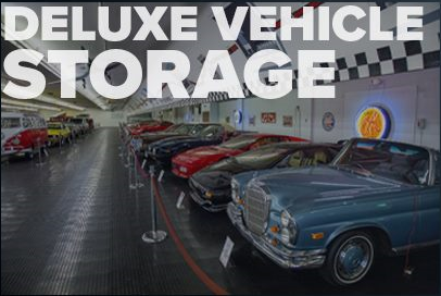 Storage rates at the St. Louis Car Museum
