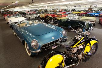 St Louis Car Museum Storage Facility Services