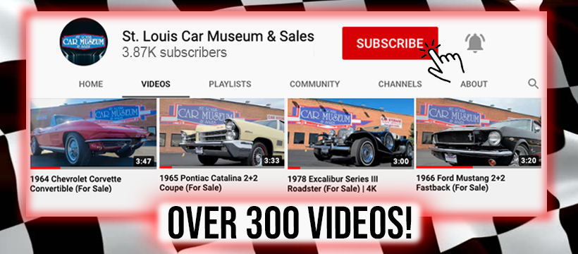 St. Louis Car Museum Youtube Page