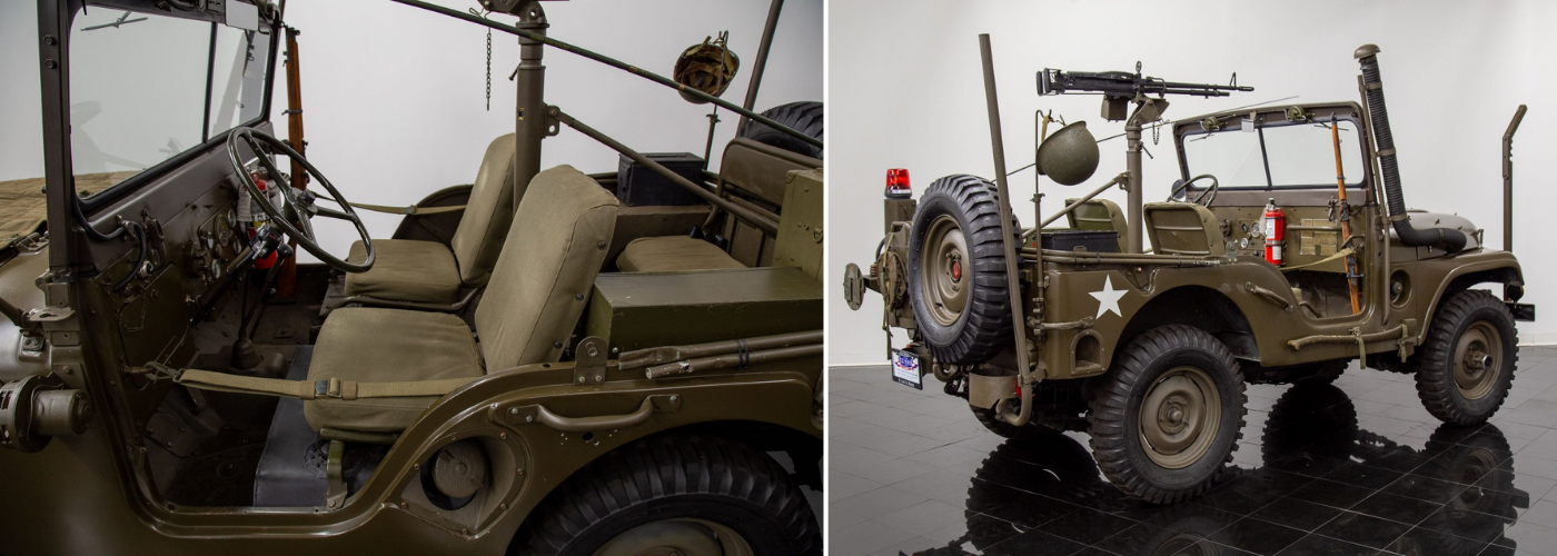 For Sale 1954 Willys M38A1