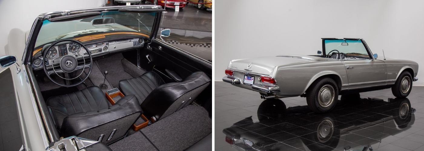 1966 Mercedes Benz 280SL