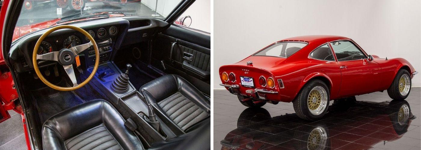 For Sale 1971 Opel GT
