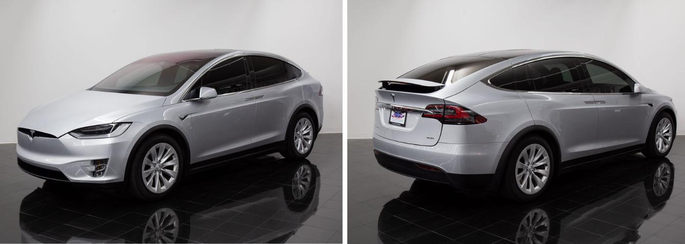 For Sale 2016 Tesla Model X