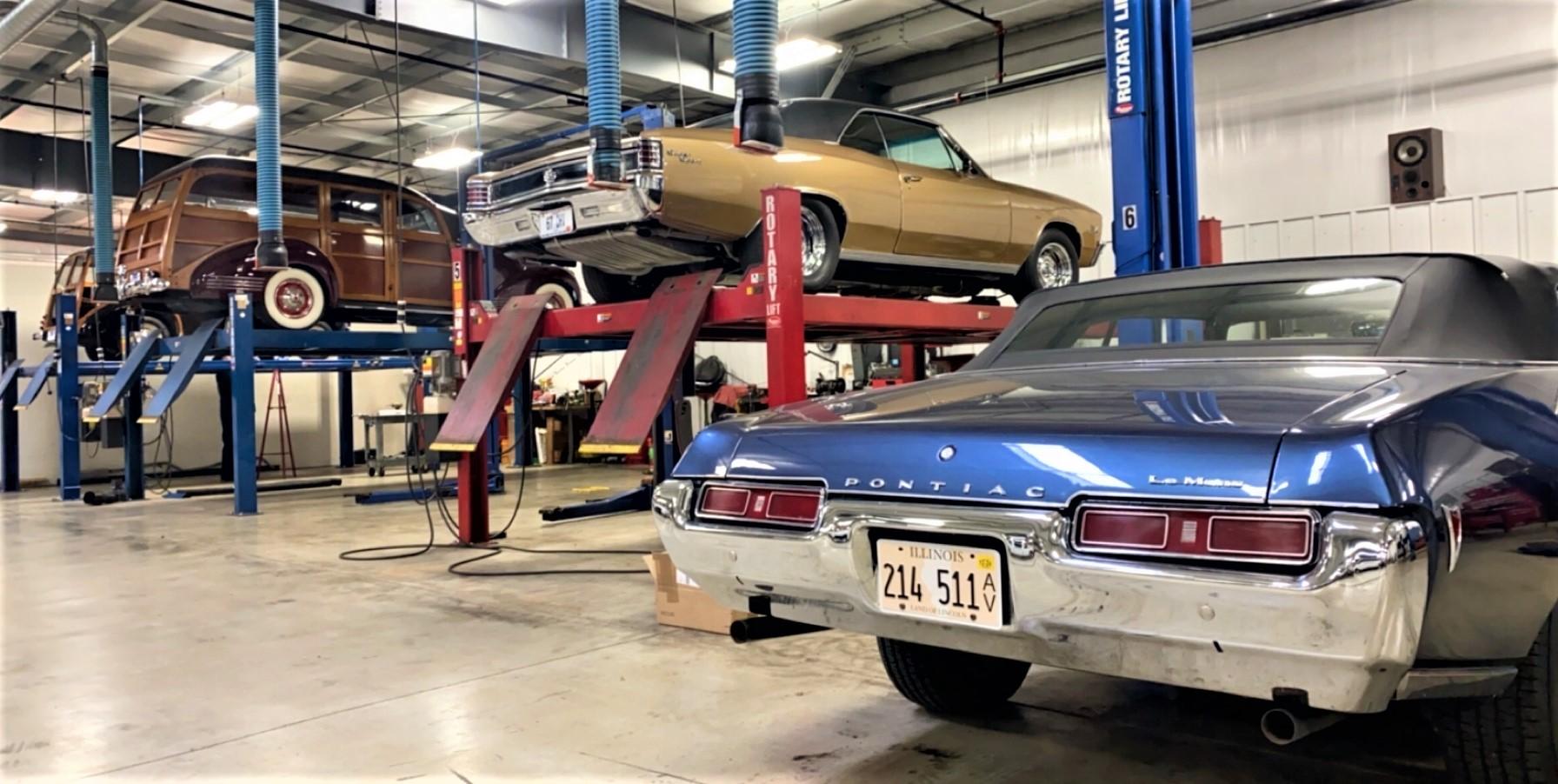 classic car repairs
