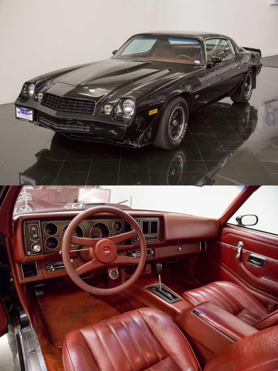1979 Chevrolet Camaro Z/28 Coupe for sale