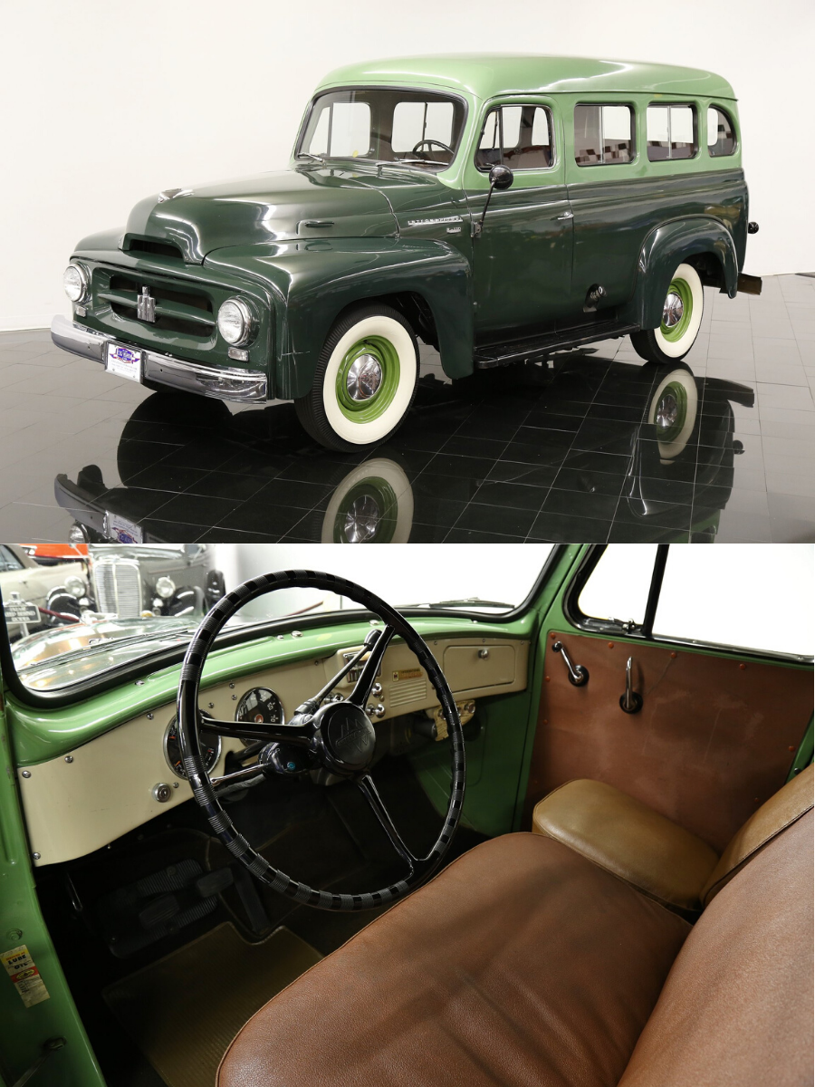 1953 International Travelall R-110 Suv for sale
