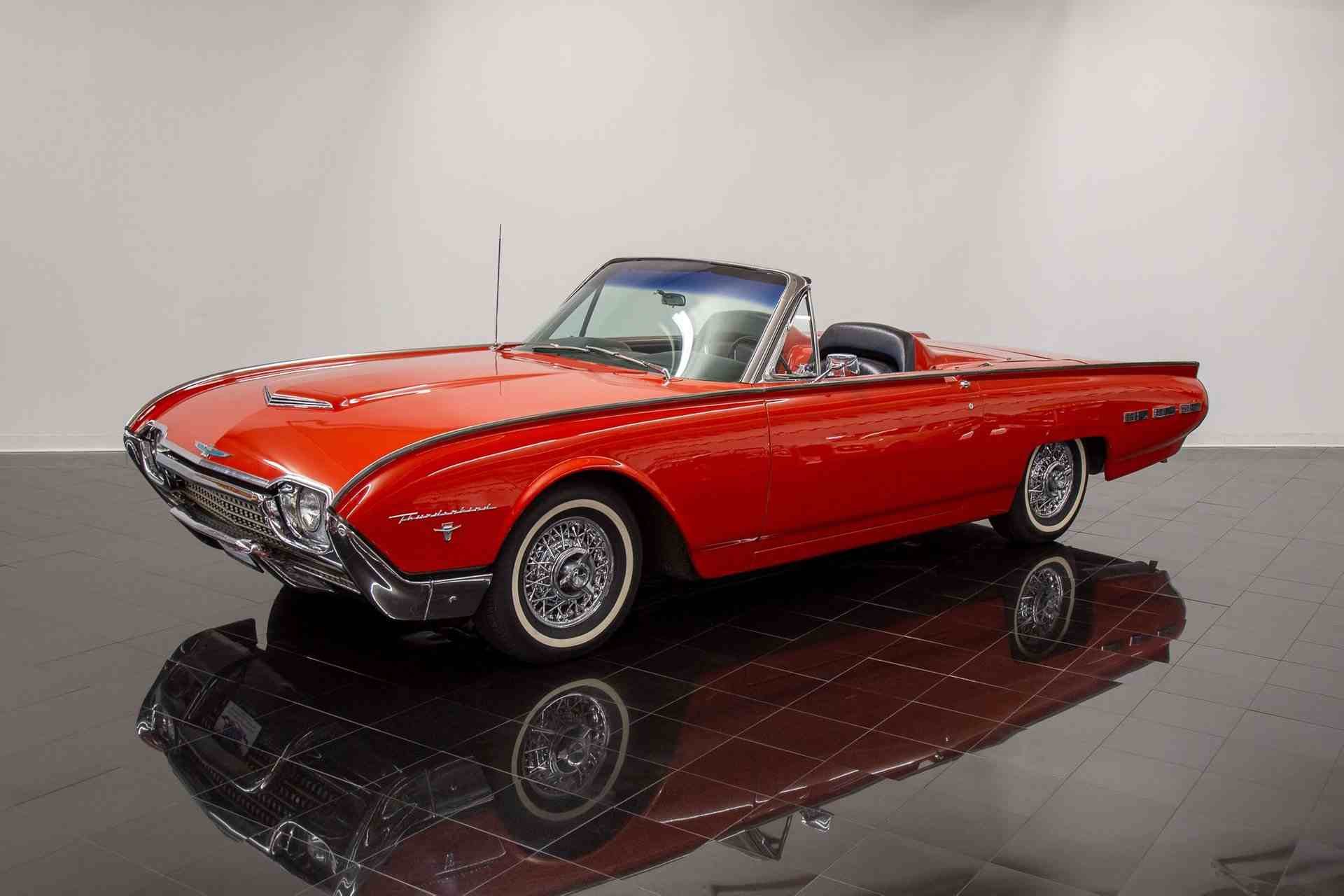 1962 Ford Thunderbird for sale