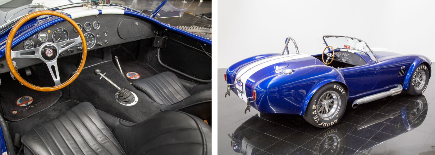 1965 Shelby Cobra 427 S/C MKIII by Superformance FOR SALE