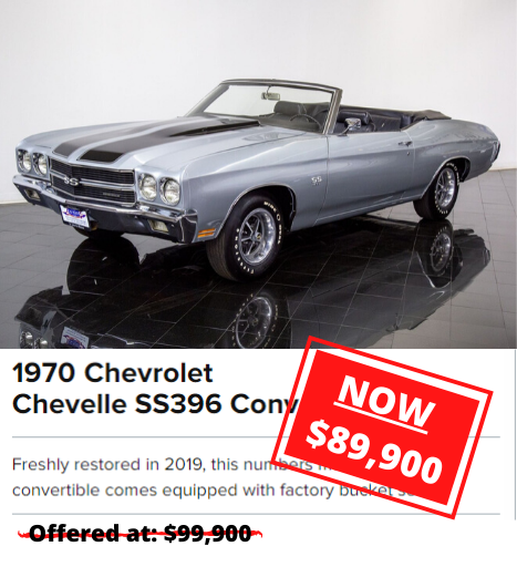 chevelle for sale