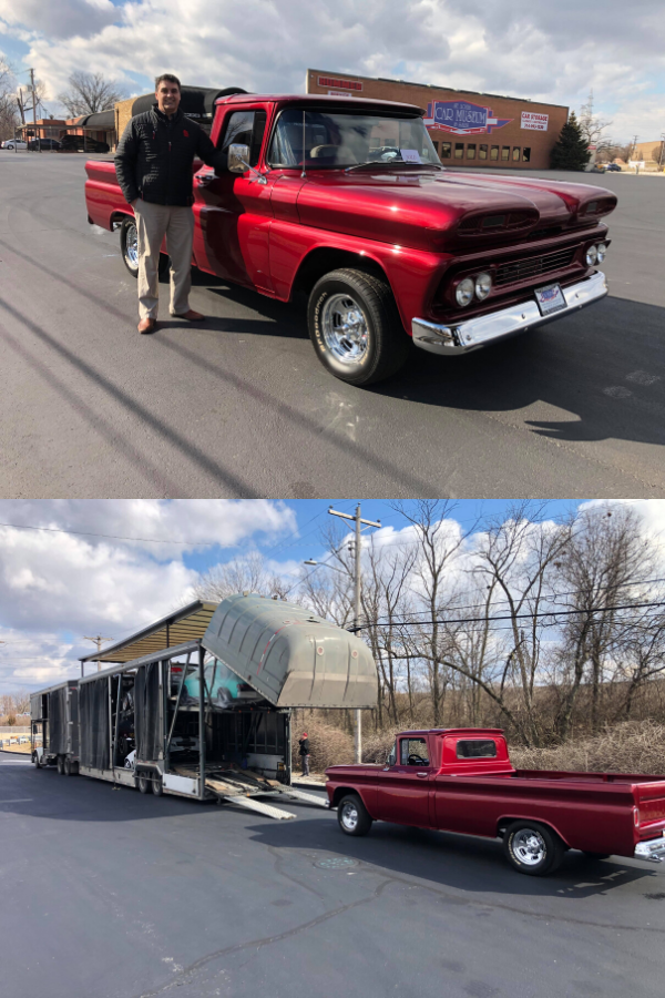 chevy c10 sold