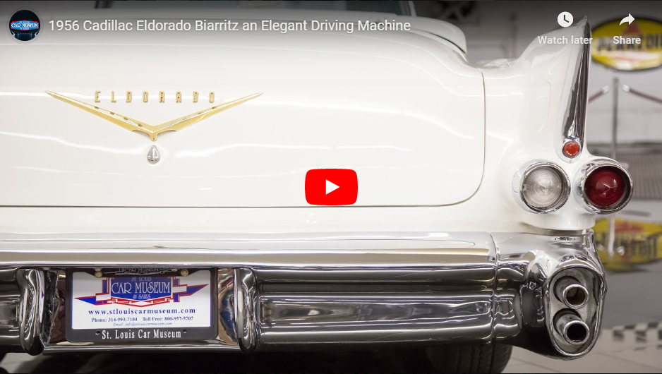 Cadillac Youtube Video