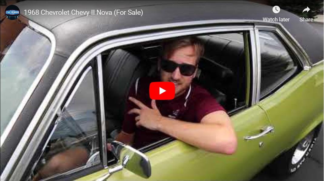 chevy nova Youtube Video