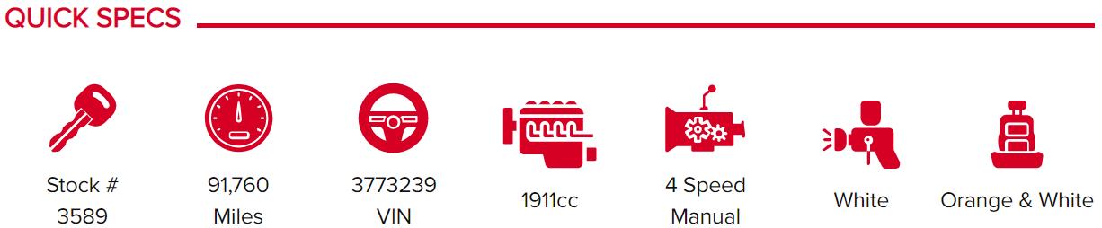 For Sale 1967 Citroen ID19