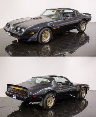 1979 Pontiac Trans Am T-Top Coupe