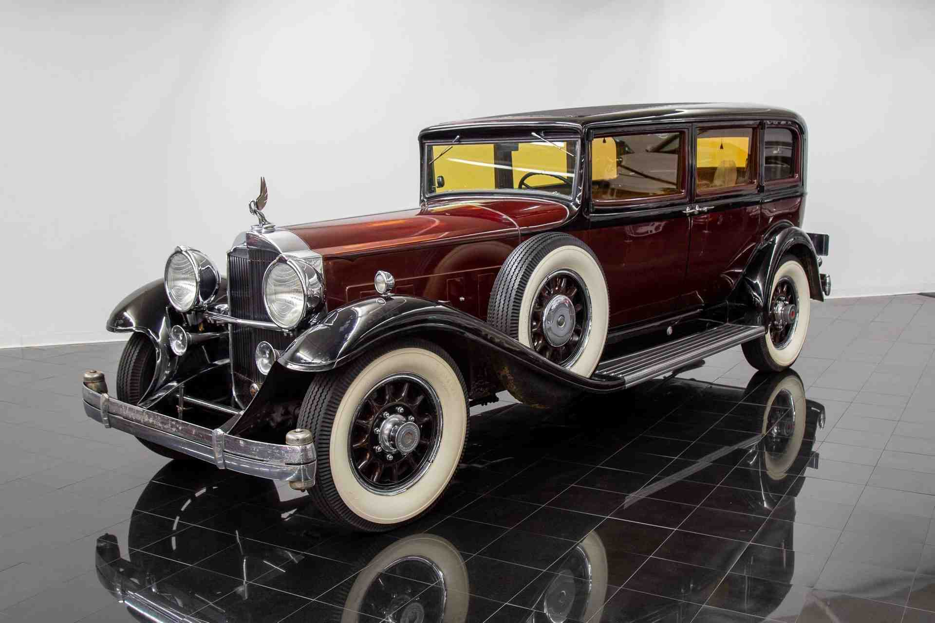 1932 Packard 903 Deluxe Eight 2/4 Coupe Roadster for sale