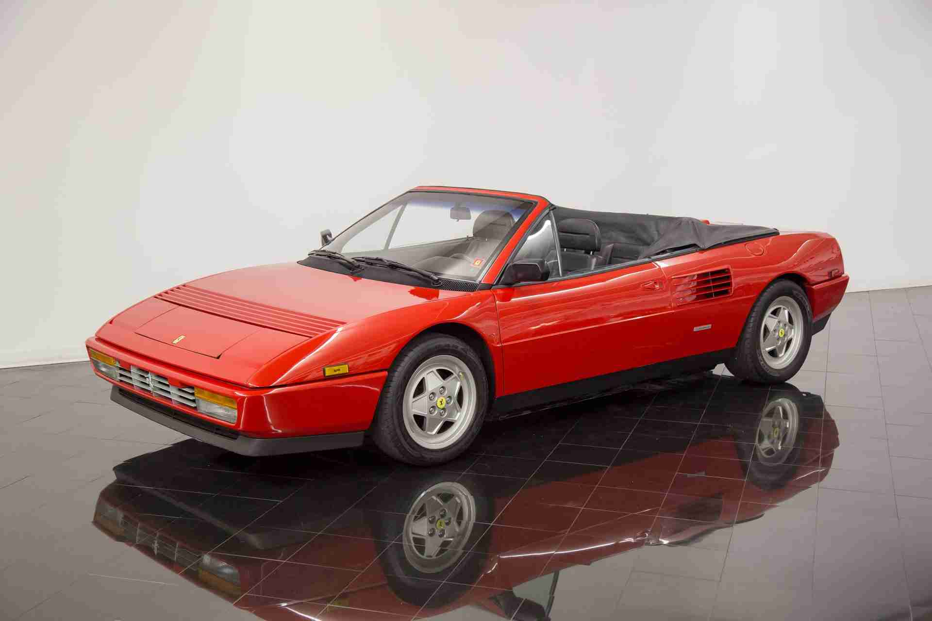 1989 Ferrari Mondial T Convertible