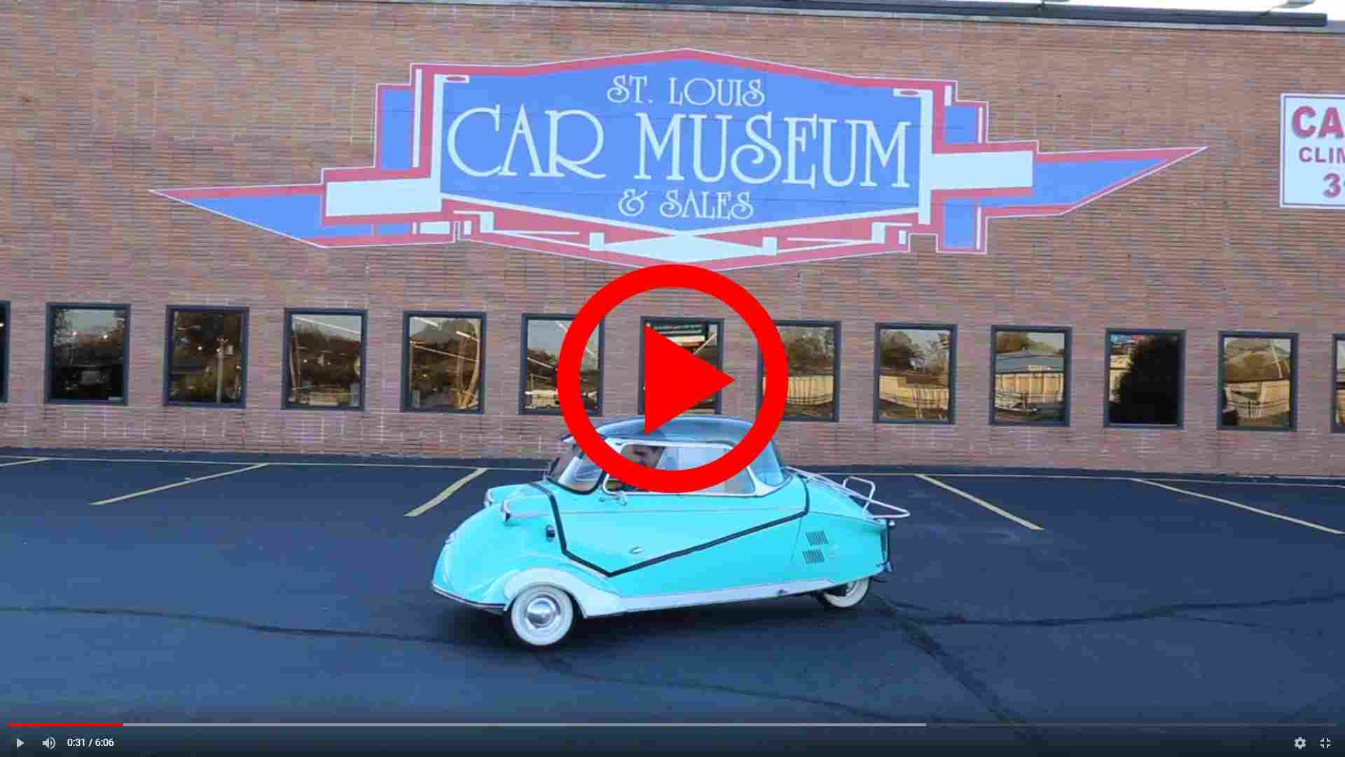 Youtube Video of  MesserSchmitt