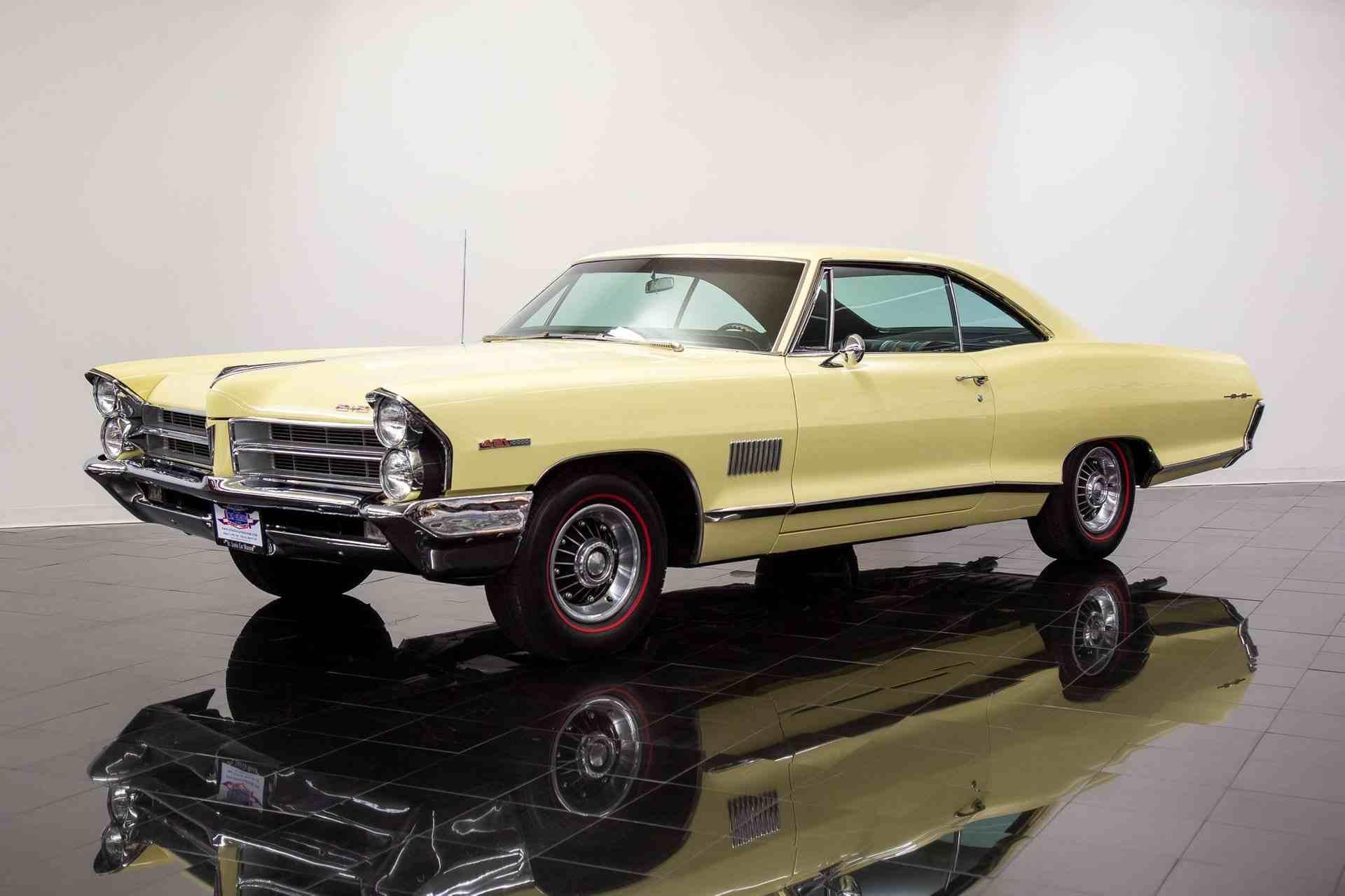 1965 Pontiac Catalina 2+2 Coupe for sale