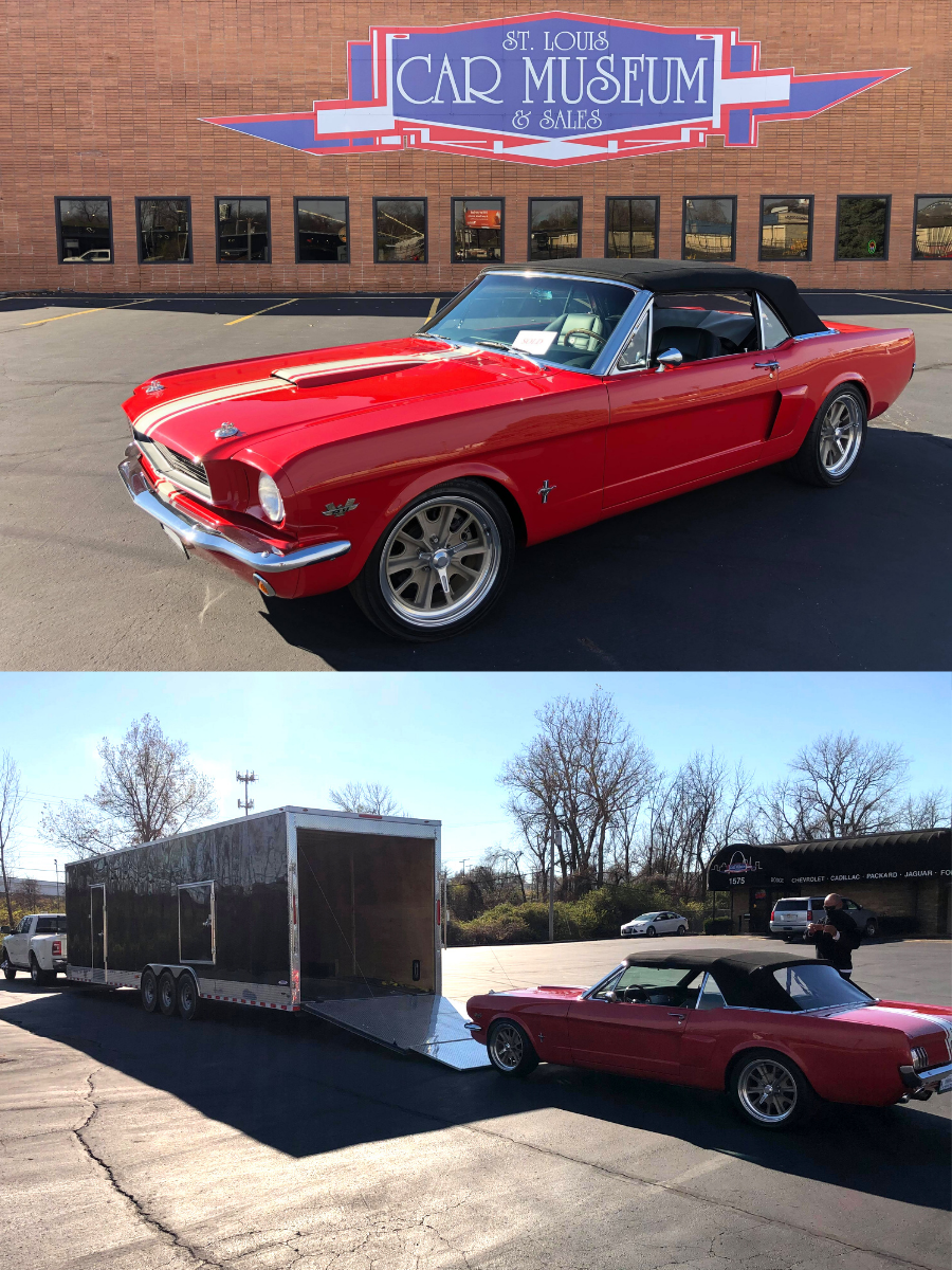 Sold 1966 Ford Mustang