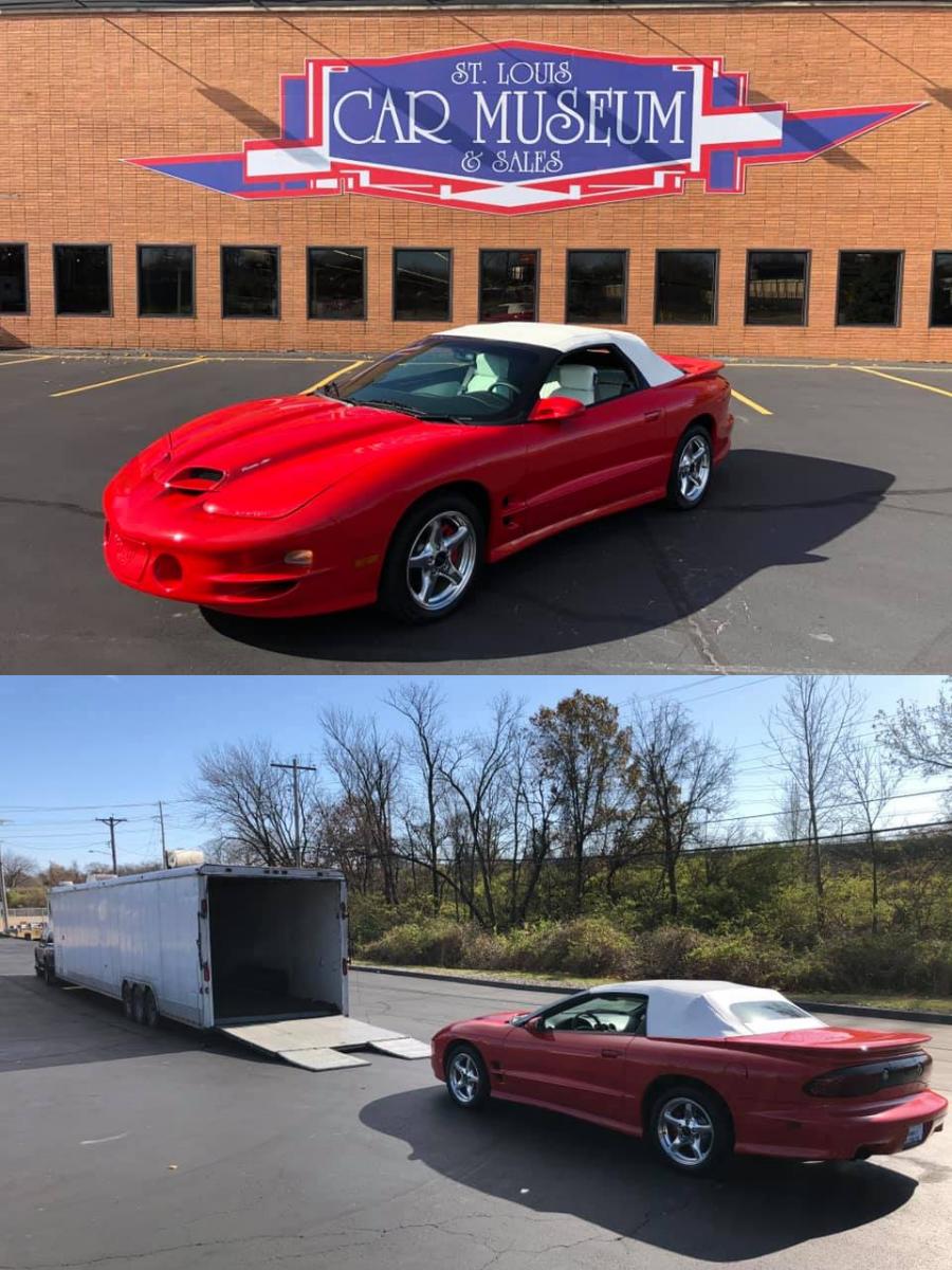 Sold 1998 Pontiac Trans Am