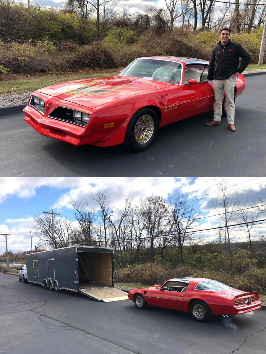 trans am sold