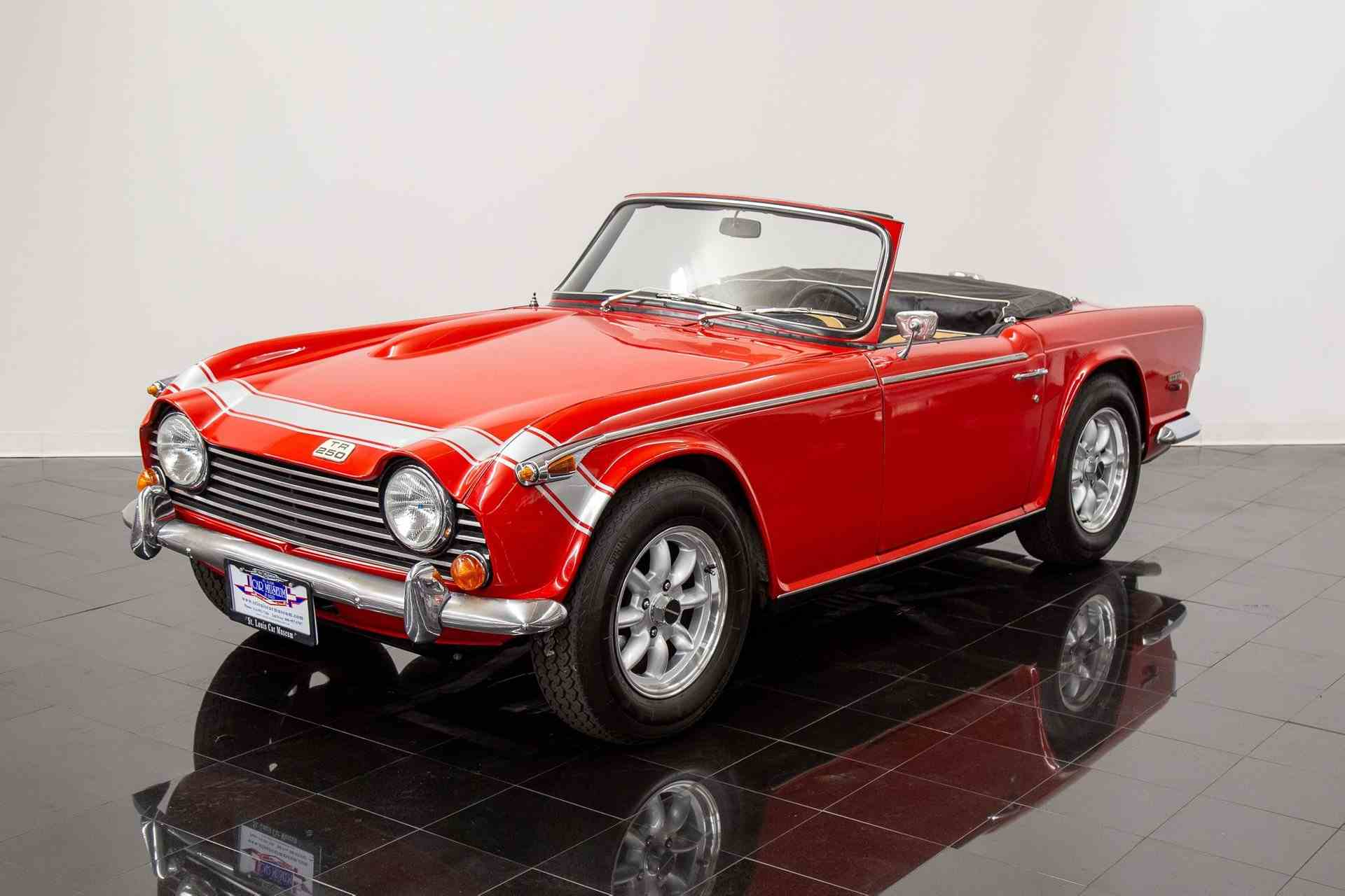 1968 Triumph TR250 for sale
