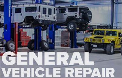 Hummer Repair Services