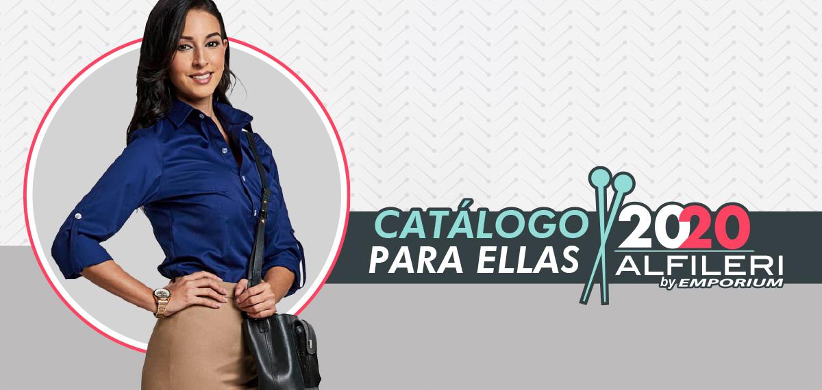 ¿Ya conoces el catálogo de uniformes de Alfileri 2019?