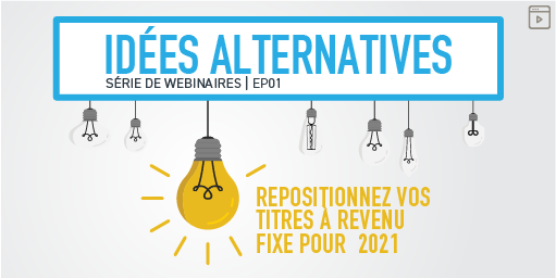 Link to webinar on Alternative Ideas: Re-positioning your Fixed Income for 2021