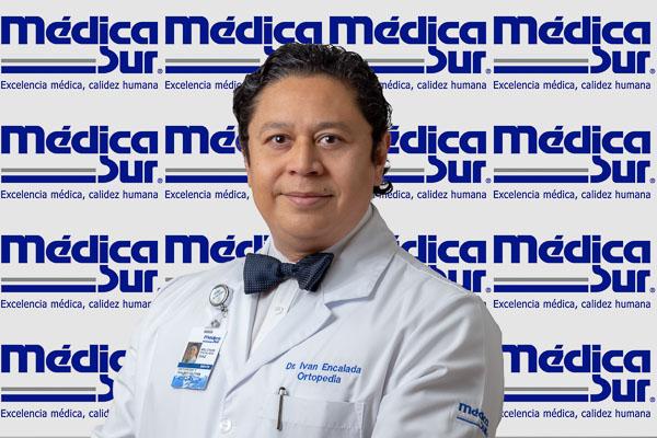 Melchor Iván Encalada Díaz, M.D.