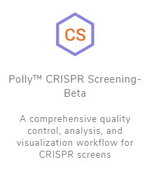 Polly CRISPr Screening