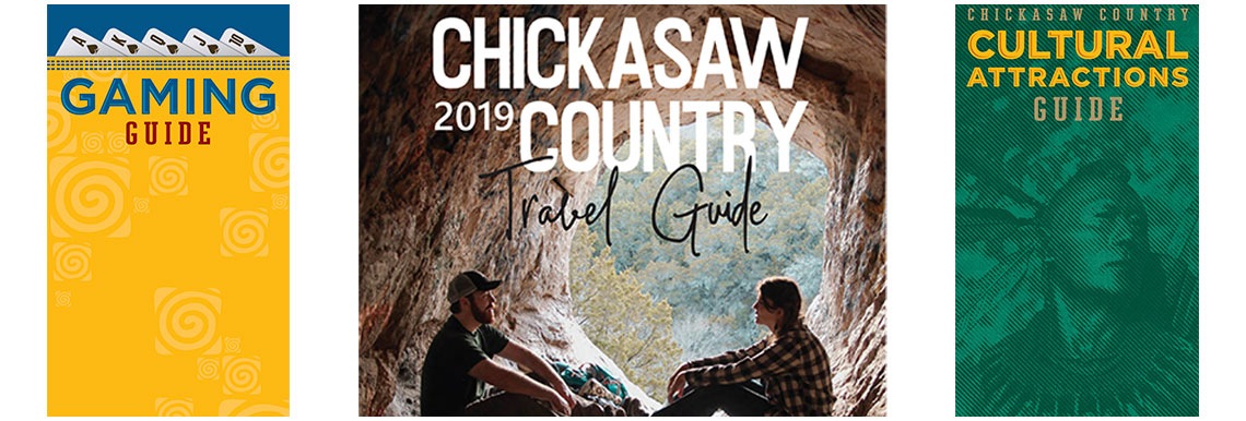 Chickasaw Country