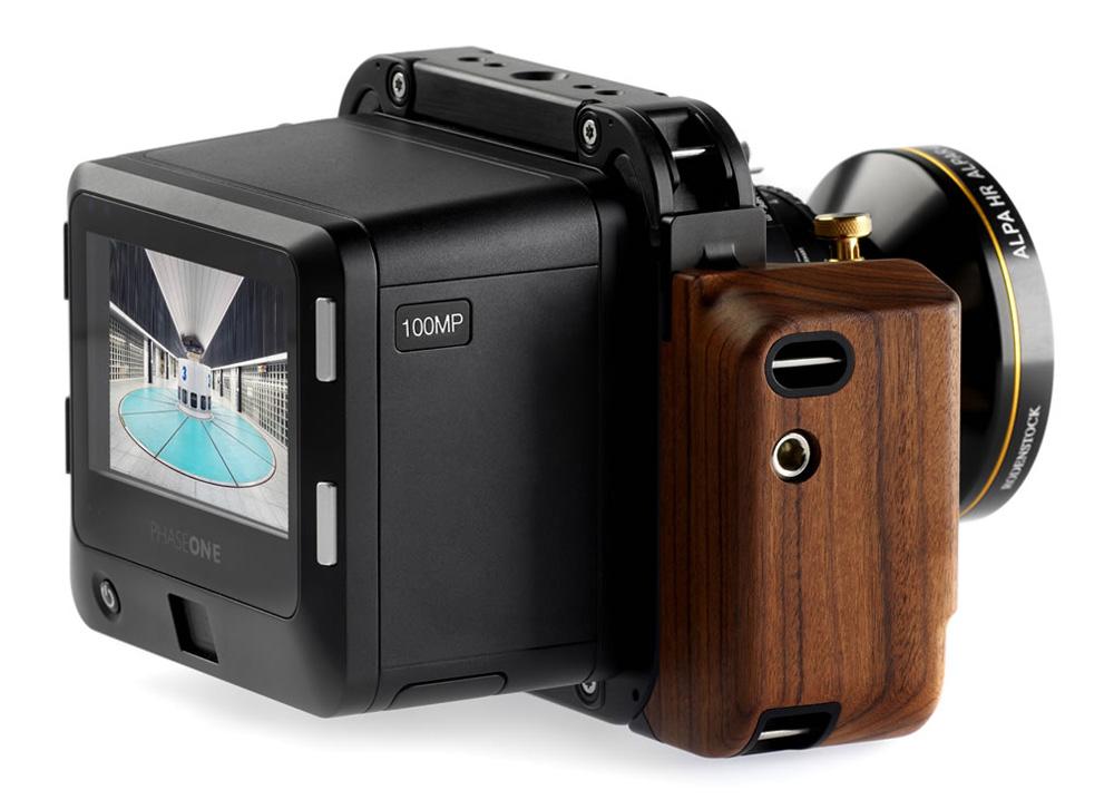 Phase One Alpa camera