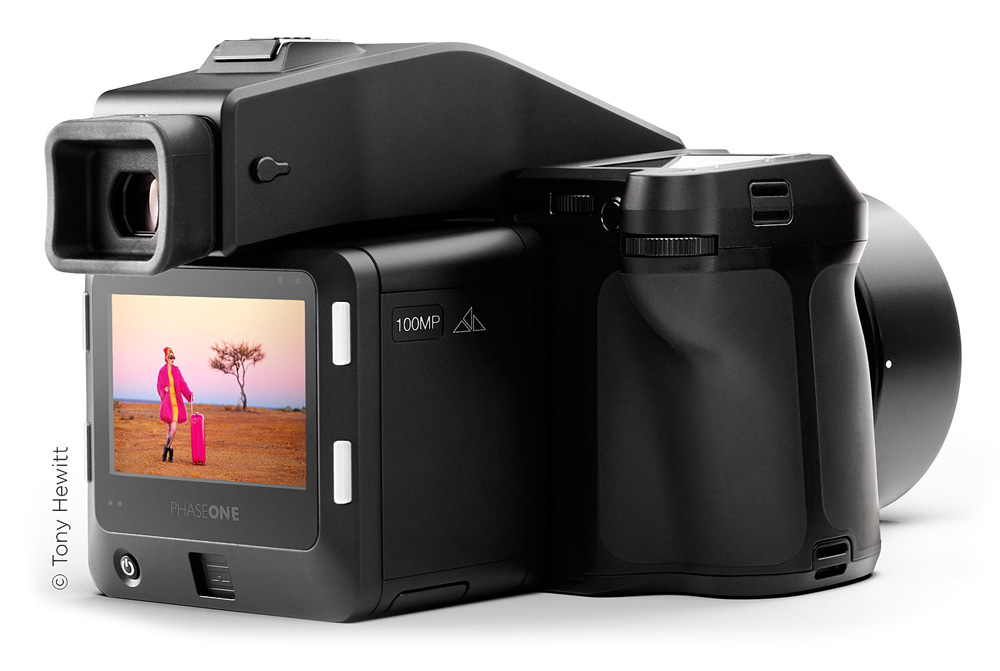 Phase One XF Camera with IQ4 100MP digital back