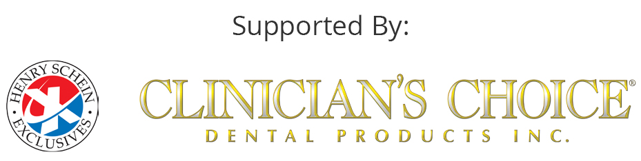 Supported by Clinician's Choice Dental Products Inc.