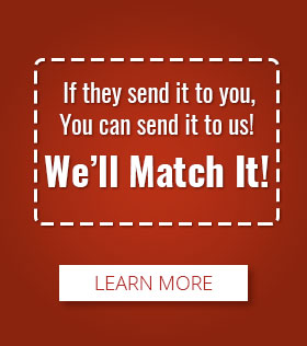 Coupon Match Offer