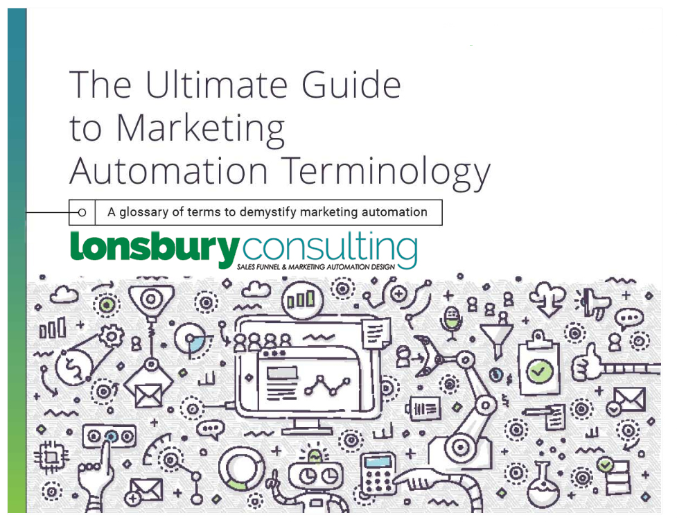 Ultimate Guide to Marketing Automation cover