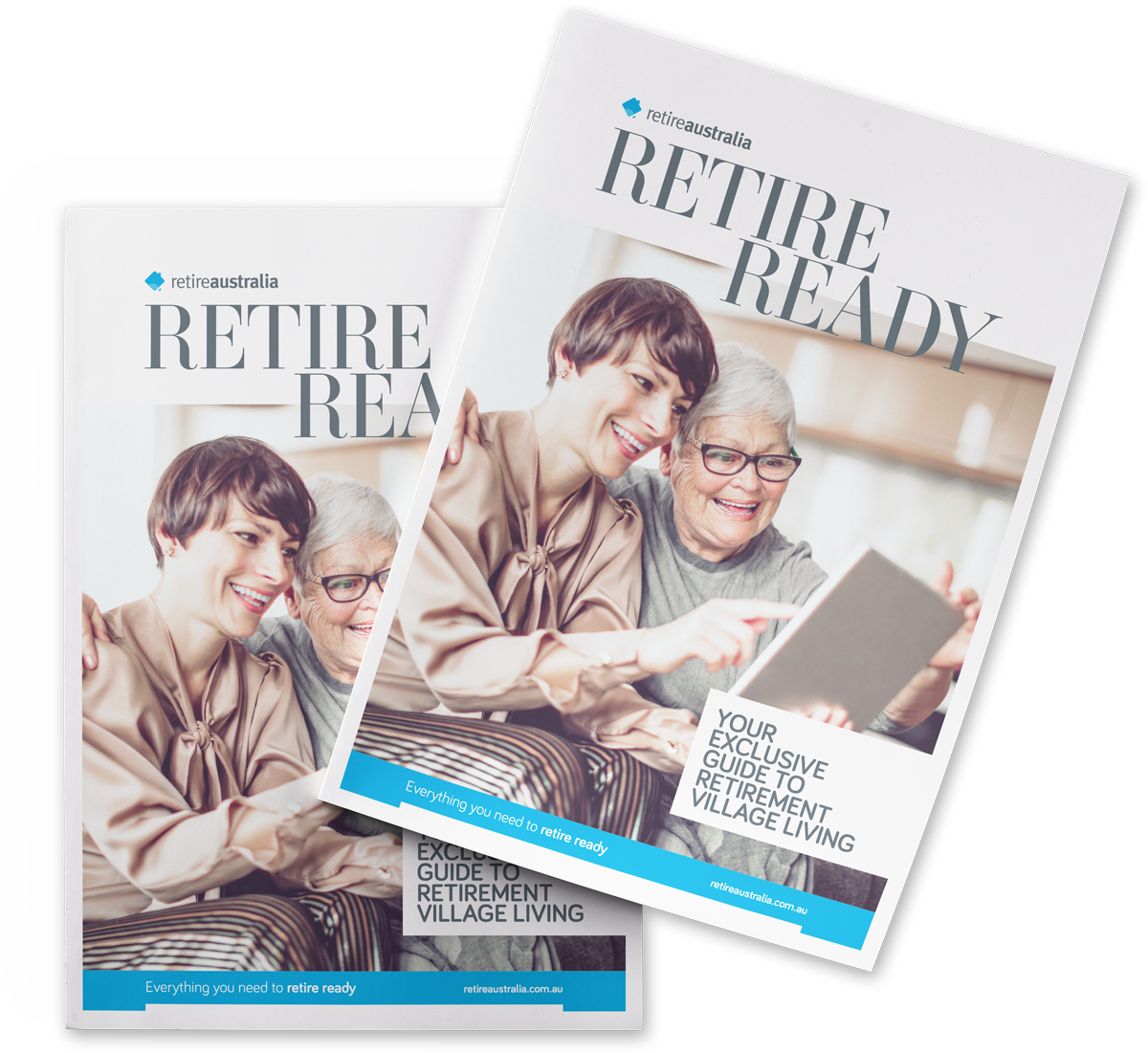 Retire Ready guide cover
