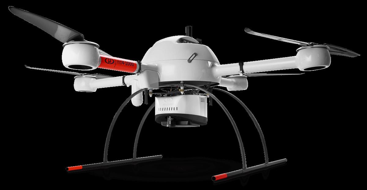 mdLiDAR1000DG AAS Drone