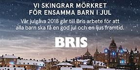 Vi stöder BRIS