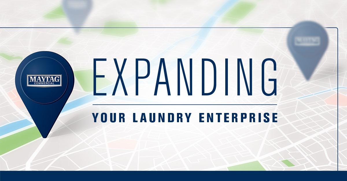 Expanding Your Laundry Enterprise