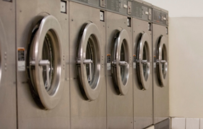 Laundromat Equipment Mix