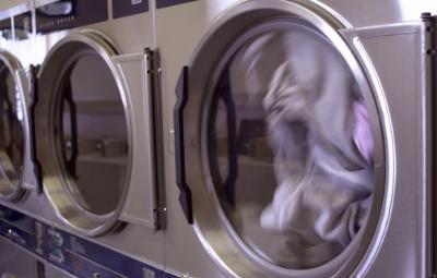 Lease a Laundromat