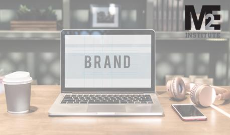M2E Institute Branding and Advertising