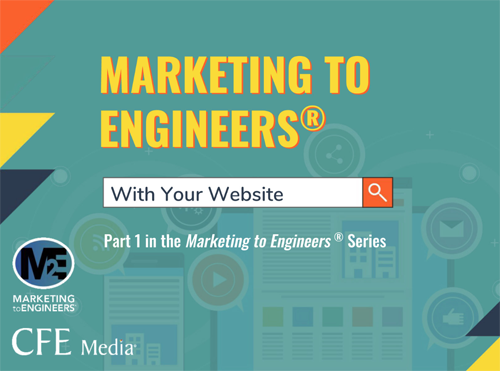 Marketing to Engineers® With Your Website