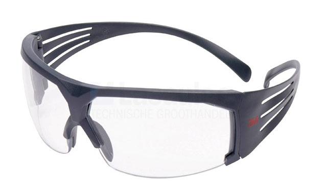 3M Secure Fit 600 SF601SGAF Veiligheidsbril