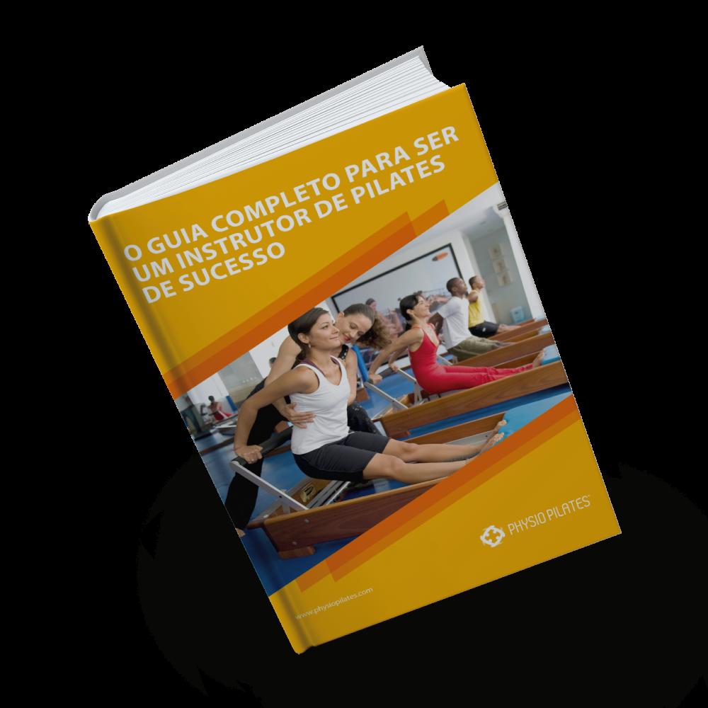 Ebook - Como abrir seu studio de Pilates