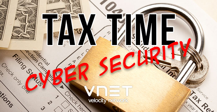 Tax Time Cyber Security